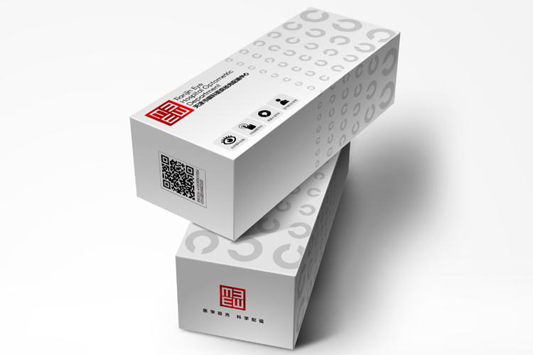 天津眼科医院包装设计